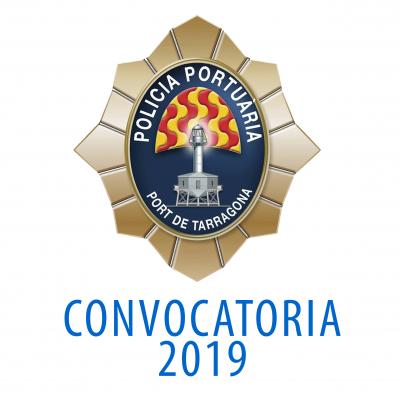 convocatoria policia portuaria tarragona 2019